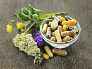 daily vitamin supplements